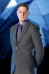 David Stevenson The Apprentice week 4 PM