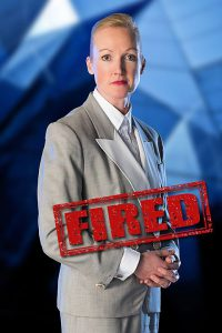 The Apprentice week 4 Ruth Whiteley is fired