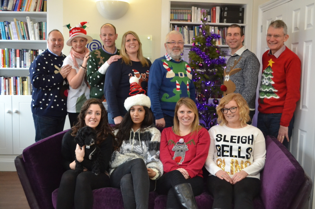 Excel Communications Xmas Picture 2015