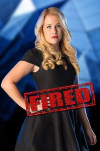 The Apprentice 2015 Selina Waterman-Smith week 9_FIRED