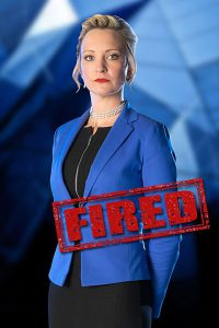 The Apprentice week 11 Charleine Wain FIRED