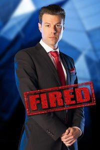 The Apprentice week 11 Gary Poulton FIRED