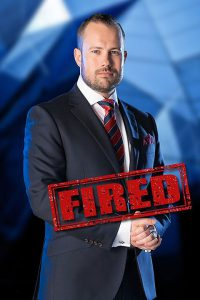 The Apprentice week 11 Richard Woods FIRED