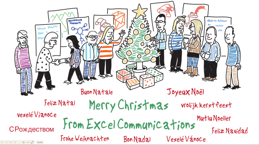 2014 Excel Communications Xmas Video Picture