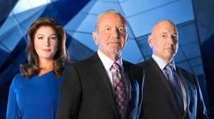 Lord Sugar and his new Board - courtesy of the BBC